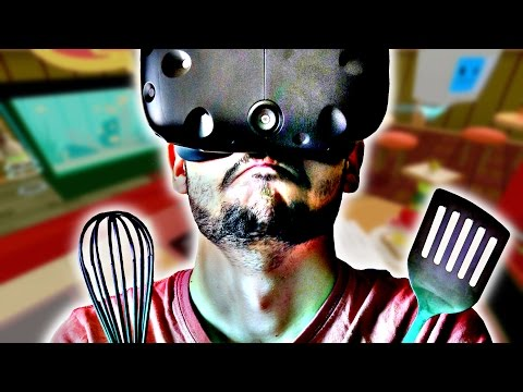 DIRECTION LA CUISINE | JOB SIMULATOR HTC VIVE FR