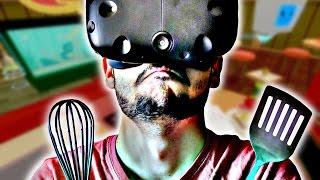 DIRECTION LA CUISINE | JOB SIMULATOR HTC VIVE FR