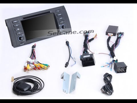 hqdefault multimedia 2002 2003 2004 range rover gps navigation audio system range rover hse stereo wiring harness at crackthecode.co