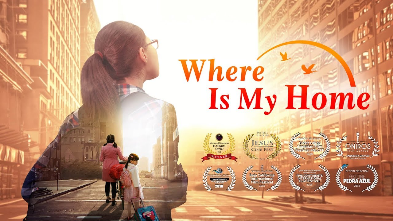 "Kristen familjefilm ""Where Is My Home"""