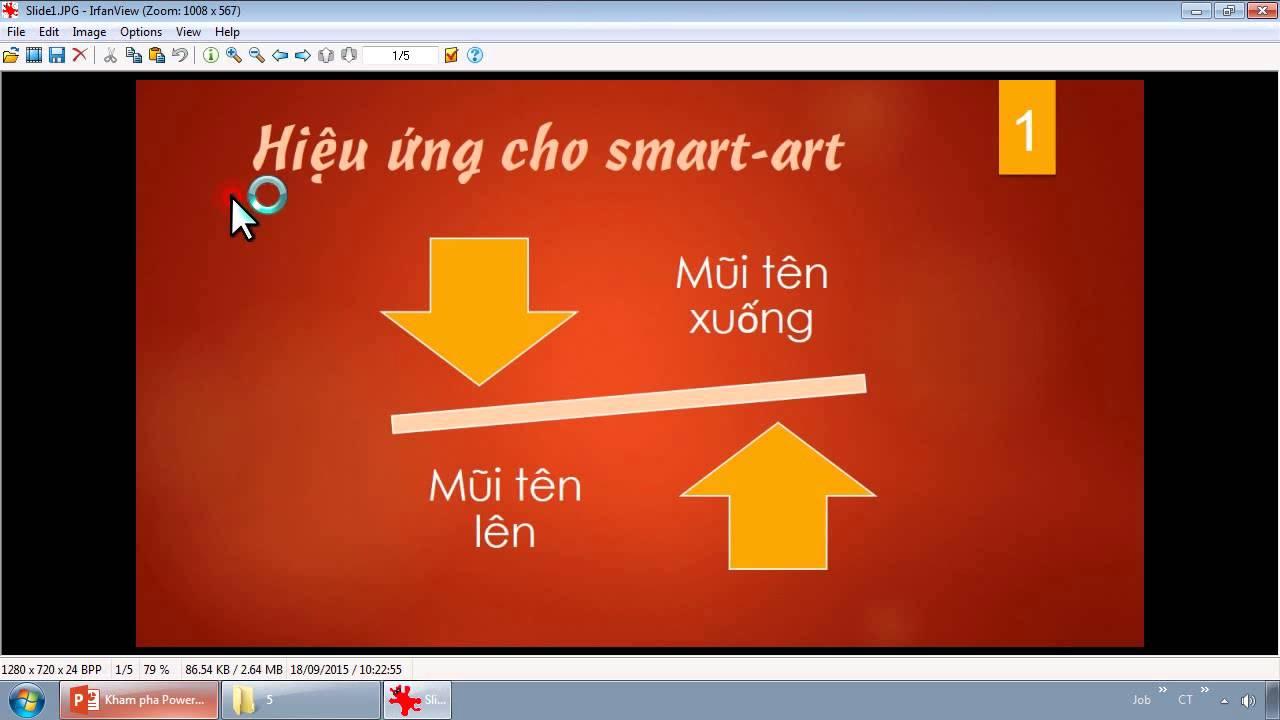 Hướng dẫn Powerpoint: cách lấy các tài nguyên gốc từ file powerpoint!