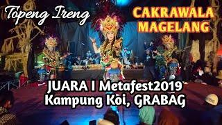 Gambar cover JUARA I MetamorfosArt Festival 2019 | Sanggar Seni Topeng Ireng CAKRAWALA Magelang
