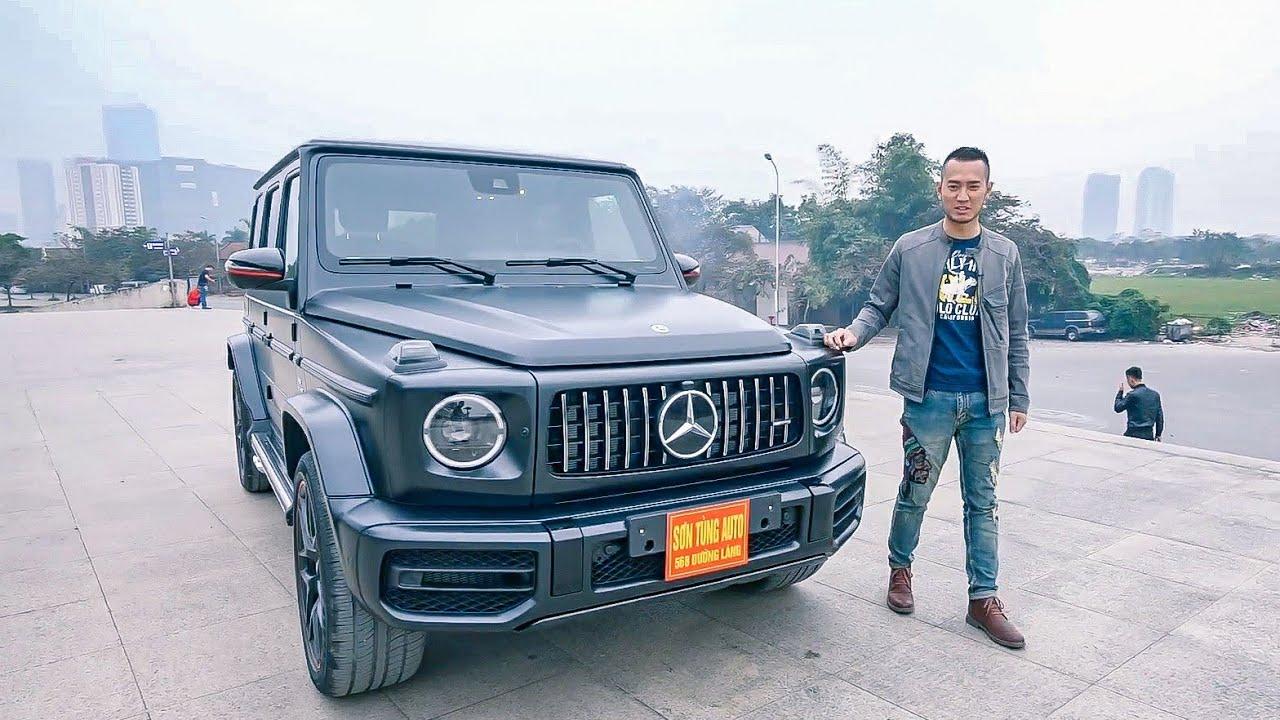 XEHAY - Mercedes G63 AMG 12 tỷ Mất Chìa Khoá có đi được không?