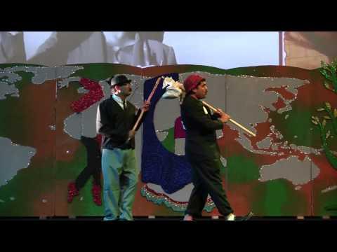 IAM - IndiaFest 2014 Memphis -  Yukta's Journal (Cultural influences)  - By Team Sanskar