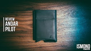 Is this better than the Secrid Wallet? Andar Pilot REVIEW