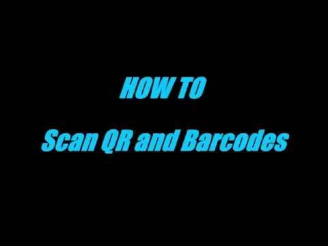How to use the QR/Barcode Reader - New Zopo Color Series F2 F5 C3