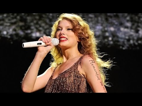 Taylor Swift The Story Of Us Youtube