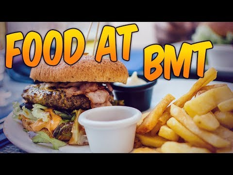 Food at BMT! / United States Air Force