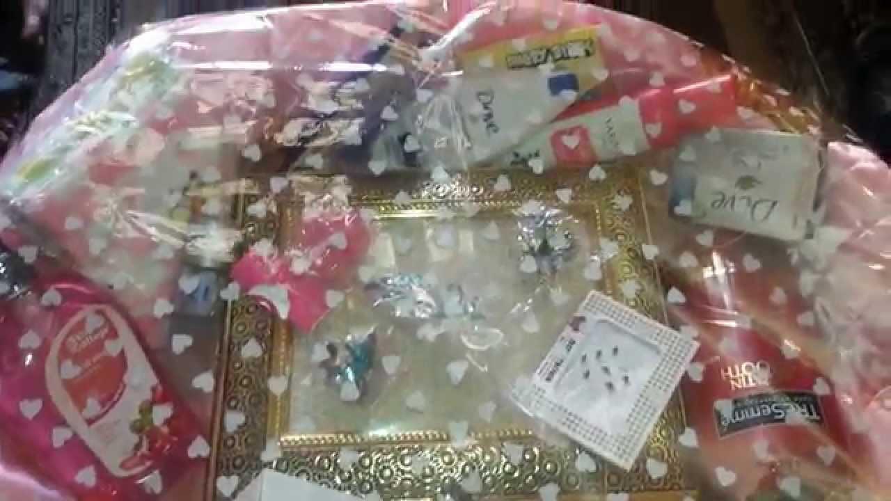 Wedding Gift Packing Idea Youtube