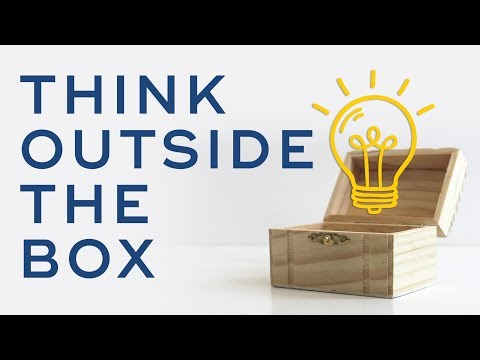 Creative Thinking for Entrepreneurs - How to get out of the box and generate business ideas