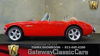 1962 Austin Healey 3000 Sebring Roadster Replica - stock#690-TPA