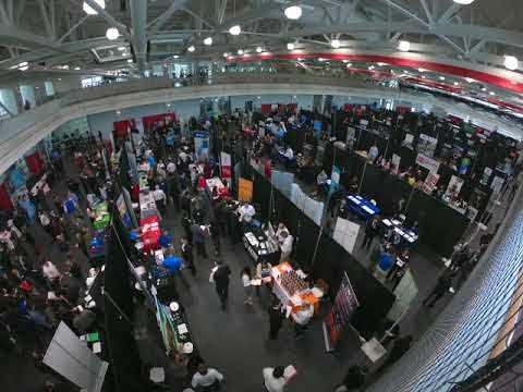 2019 Spring Career Fair at WPI