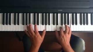 Tutorial piano y voz Fly me to the moon ( Frank Sinatra )