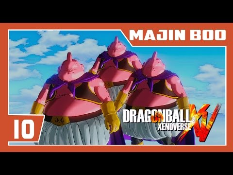 Dragon Ball Xenoverse: Detonado Em Português - Parte #10 - Majin Boo e Majin Demigras