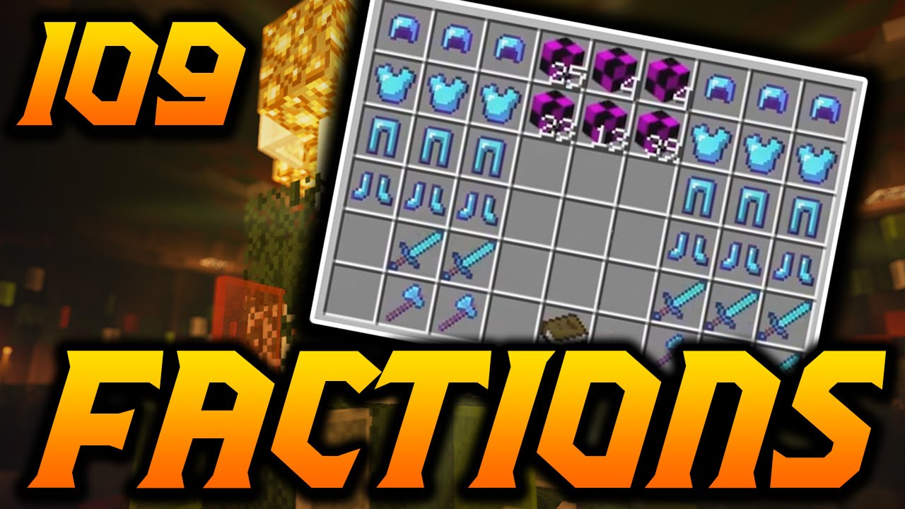 minecraft factions versus episode 109 most expensive chest w mrwoofless youtube. Black Bedroom Furniture Sets. Home Design Ideas
