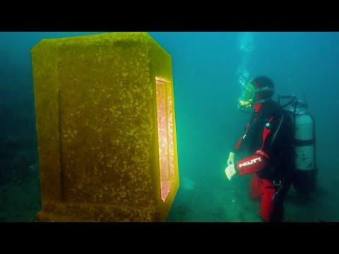 Top 10 Secret Underwater Discoveries (Underwater Discoveries Found!)