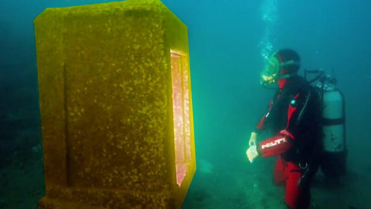 Top Secret Underwater Discoveries Underwater Discoveries Found - 6 amazing underwater attractions