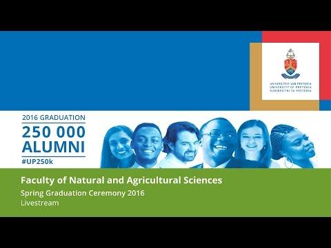University of Pretoria 2016 Spring Graduation Ceremony HD Livestream