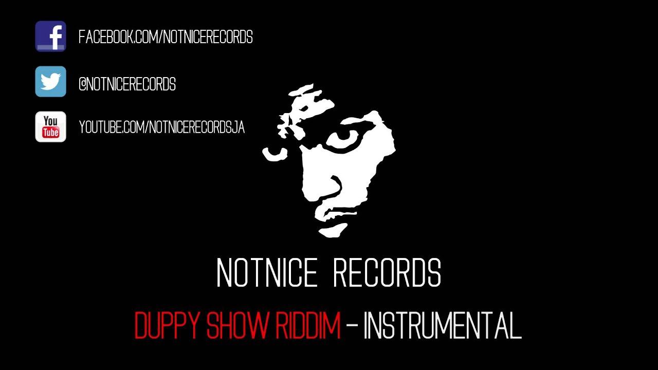 Duppy Show RIddim Instrumental