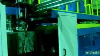 Оборудование для производства канистр(Выдувная машина для производства канистр. Для получения подробной информации по оборудованию, звоните..., 2013-08-26T08:17:53.000Z)