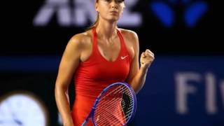 Australian Open 2015 Maria Sharapova & Rafael Nadal through quarter-finals