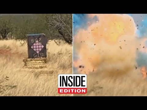 Doc Reno - Gender reveal goes wrong with an explosion