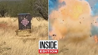 Gender Reveal Goes Wrong When Explosives Cause Ari