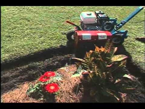 Best Features Of E Z Trench Bed Edgers Youtube