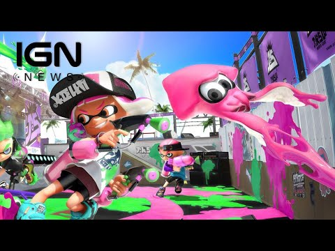 Major Splatoon 2 Update Out This Week Adds X Rank, New Gear - IGN News thumbnail