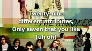 [Lyrics] The Strokes - You Only Live Once