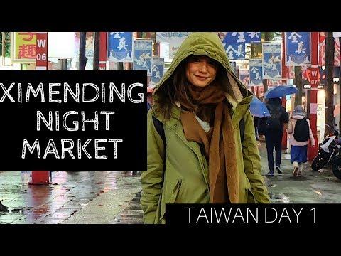 Trip to TAIWAN Day 1 Vlog 58