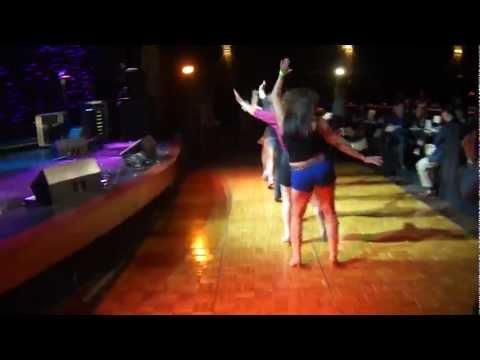 Phoenix Barangay Lions Club Girls Dance @ Live Auction For A Cause - Casino Arizona 03-24-2012