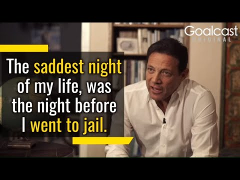 How to Motivate Yourself Out of Rock Bottom | Jordan Belfort