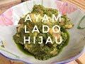 Gambar cover Masak ayam lado hijau Koto Gadang | Carito Uni eps. 24
