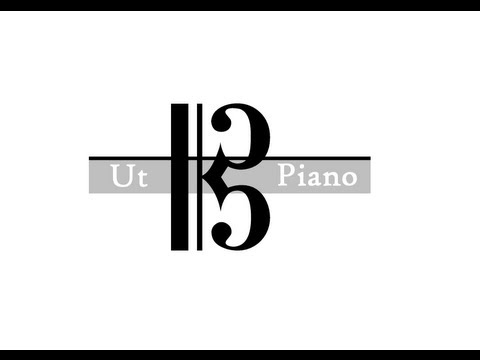 Music Notation - Ut-Piano