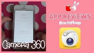 Camera 360 App Review [Whats App Wednesday]   Rachybop