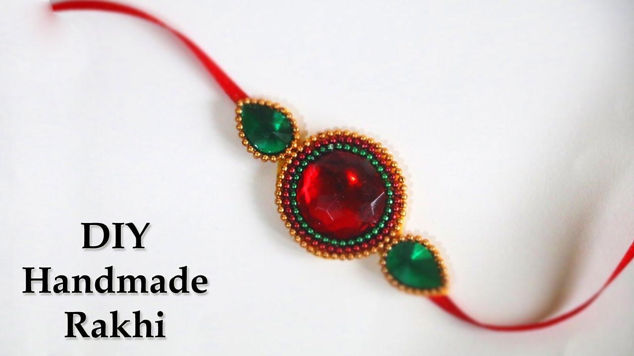 how to make rakhi for raksha bandhan