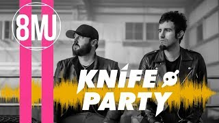 The Samples: KNIFE PARTY Edition