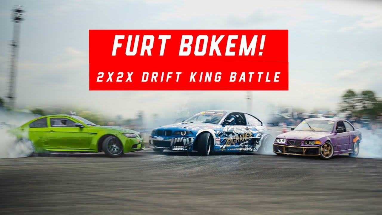 Kopřivnice Drift King Battle 2021 | Kdo je vítězem ?