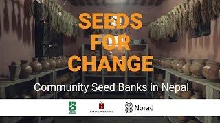 Community Seed Banks in Nepal