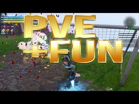 Fortnite StW PvE  | Hoverball tournament??? | Encampments | Daily Dump Raffle