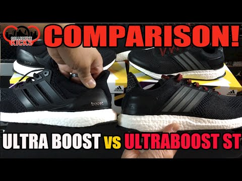 what-is-the-difference?-adidas-ultra-boost-st-vs-ultra-boost-comparison-video