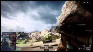 Battlefield 4 Multiplayer Game play TheCodeMaster