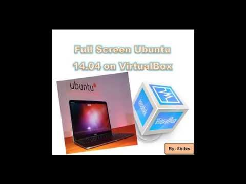 How to get Full Screen on VirtualBox And VMWare [2014]