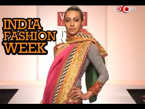 India Fashion Week Autumn Winter 2012