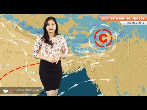 Weather Forecast for May 5: Rain in Goa, Kashmir, Himachal; Warm weather in Delhi, North India