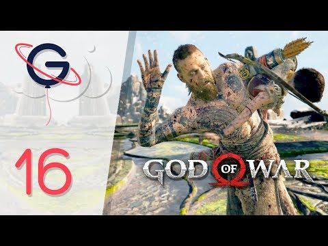 GOD OF WAR FR #16 : Kratos vs Baldur Round 2  !