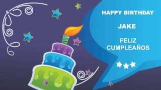 Jake - Card Tarjeta_532 2 - Happy Birthday