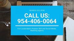 Fort Lauderdale SEO (954) 406-0064 Search Eclipse SEO & Web Design
