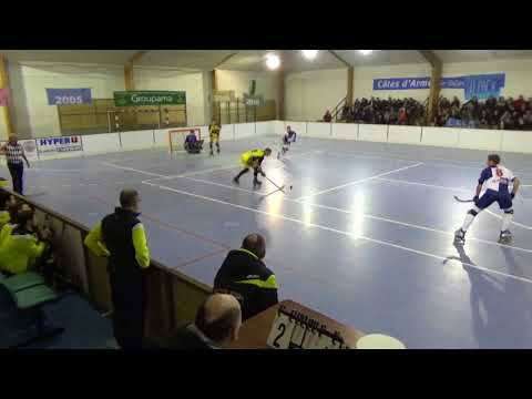 Coupe de France rink hockey 2017-2018 : Créhen 1-7 Ploufragan